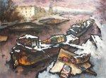 Оскар Рабин: «На 100 процентов вообще не бывает ничего ни в жизни, ни в живописи»