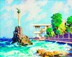 Севастопольские и Крымские художники примут участие в Московском международном салоне