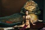 В Музее мадам Тюссо появился Джабба Хатт из «Звездных войн»