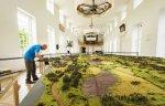 Уникальный макет битвы при Ватерлоо выставлен в амстердамском филиале Эрмитажа
