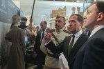 Медведев призвал к сотрудничеству музеи для популяризации культуры
